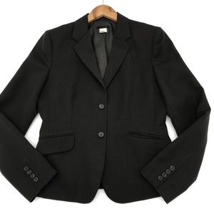J. Crew Classic Wool Blazer